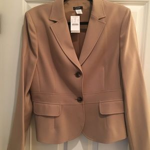 New with tags J. Crew wool suit.